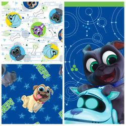 Fabric Puppy Dog Pals Ee Schenck Co