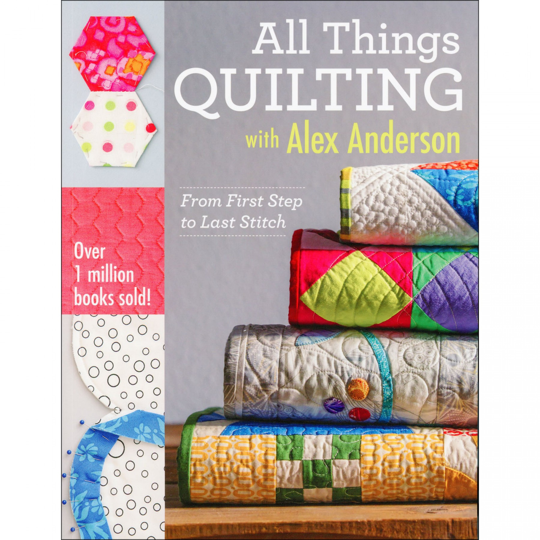 All Things Quilting with Alex Anderson | EE Schenck Co