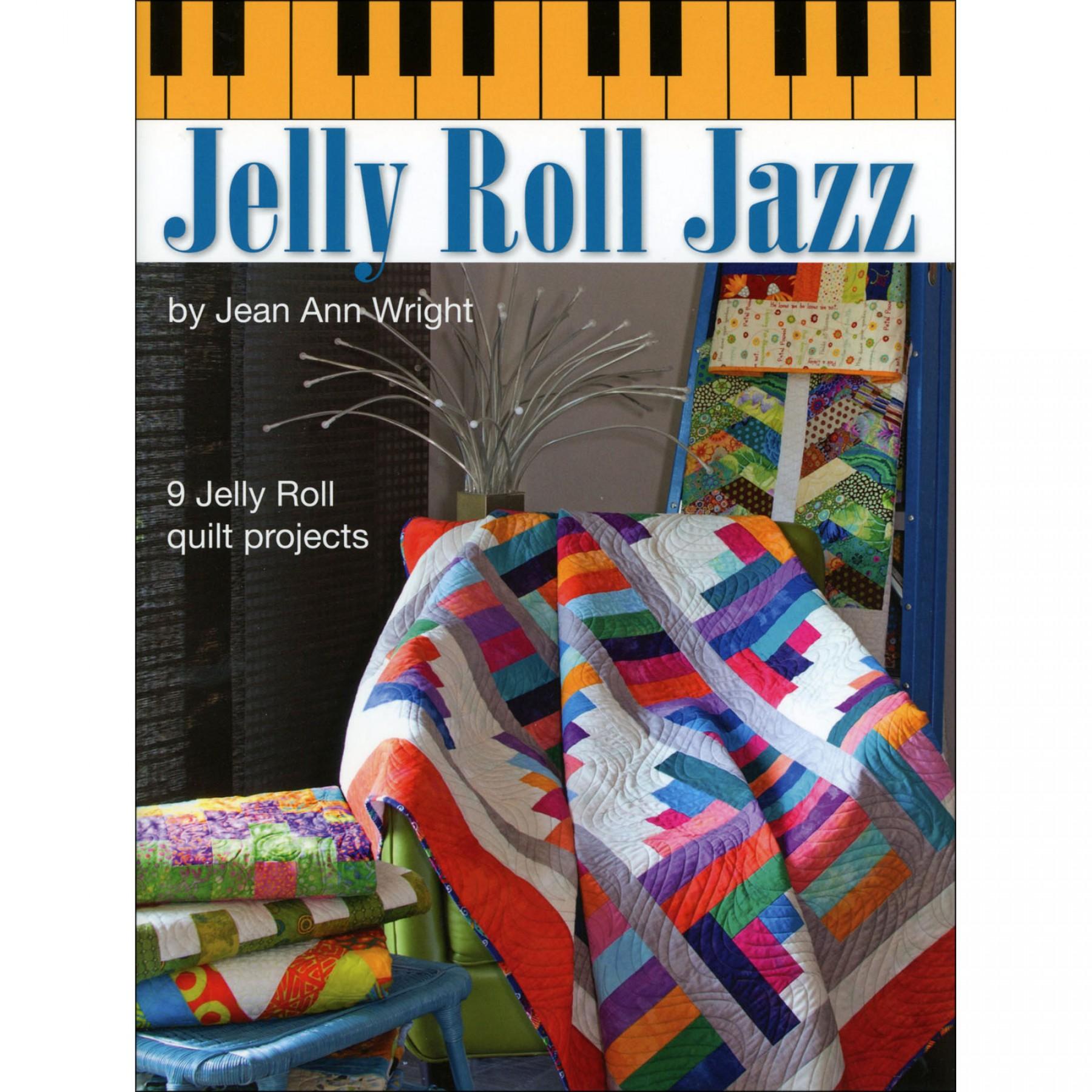 Ann Lewin-CT110367 Ann/'s Jelly Roll Quilt