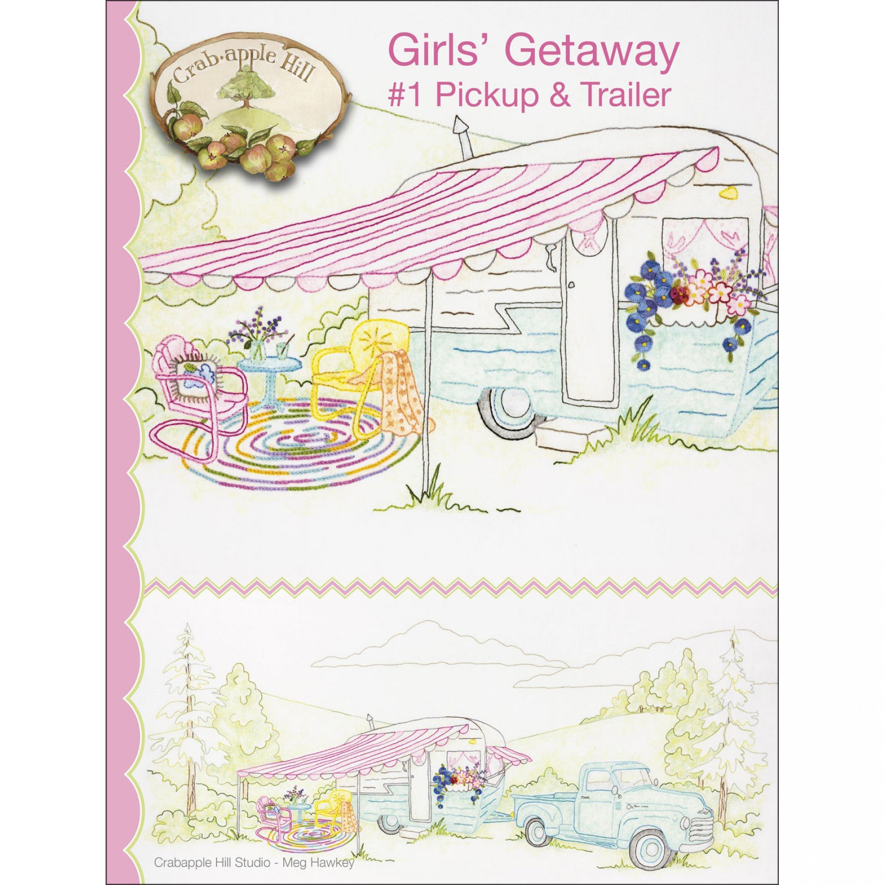 Girls Getaway 1 Mystery Quilt Ee Schenck Co