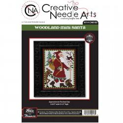 Woodland Mini Santa