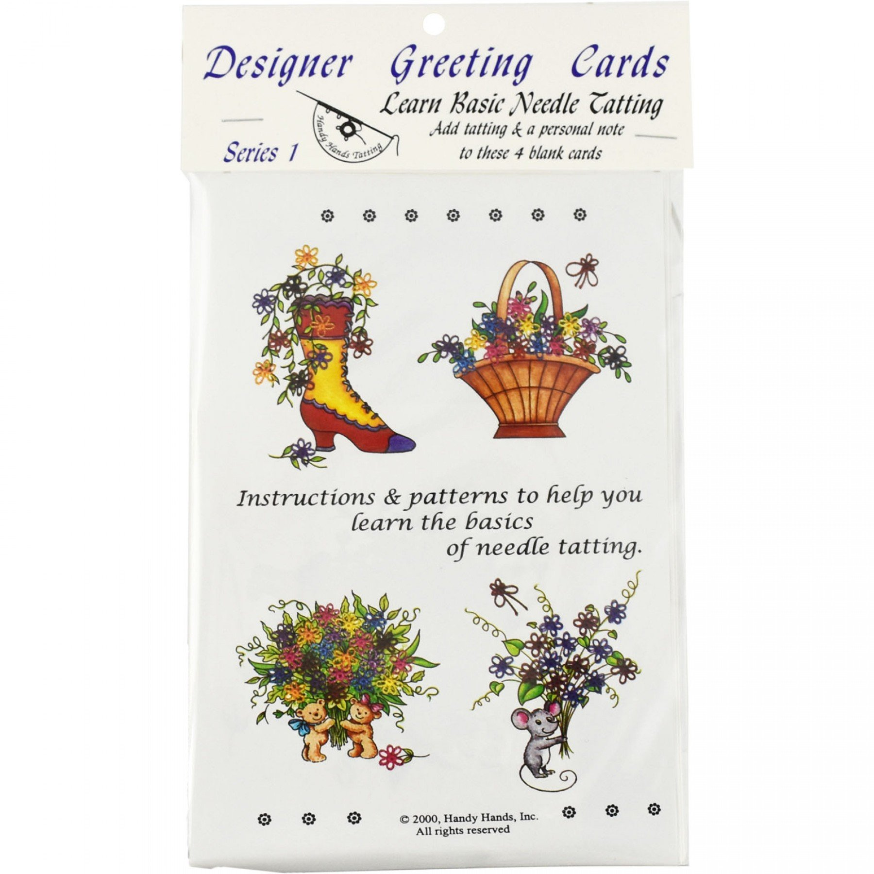 Designer Greeting Card Set 1 Ee Schenck Co