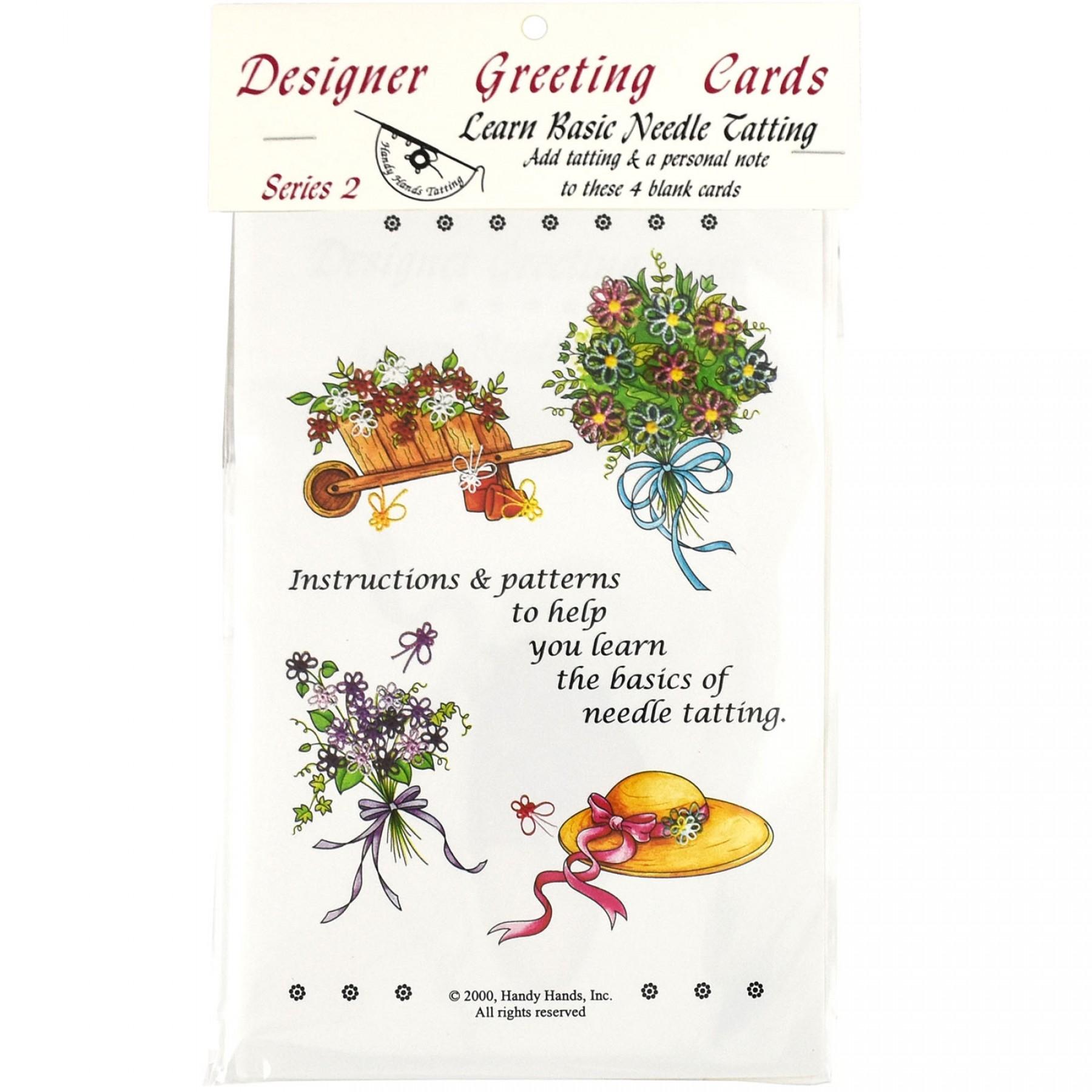 Designer Greeting Card Set 2 Ee Schenck Co