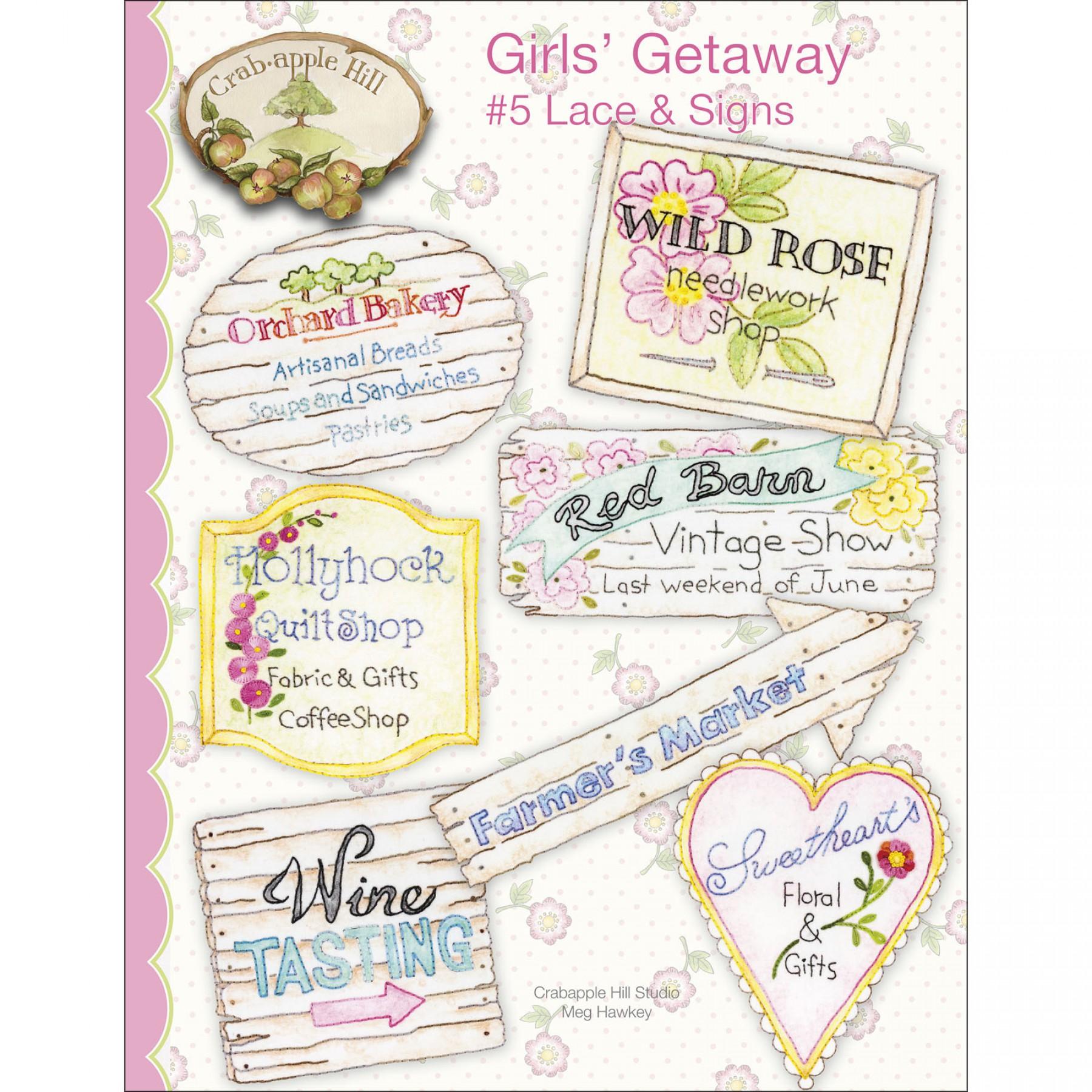 Girls Getaway 5 Mystery Quilt Ee Schenck Co