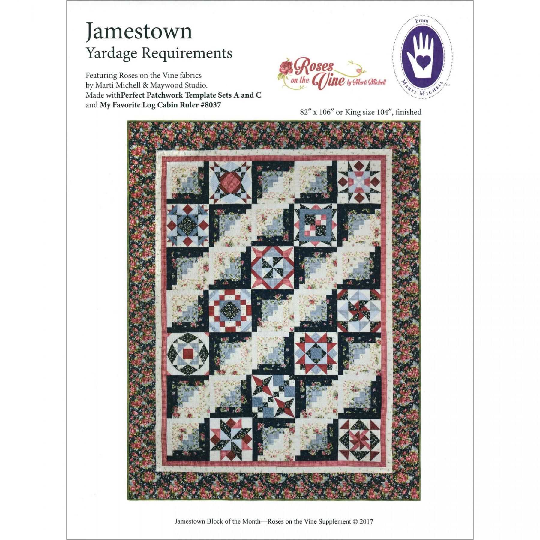 Jamestown Shop Pack