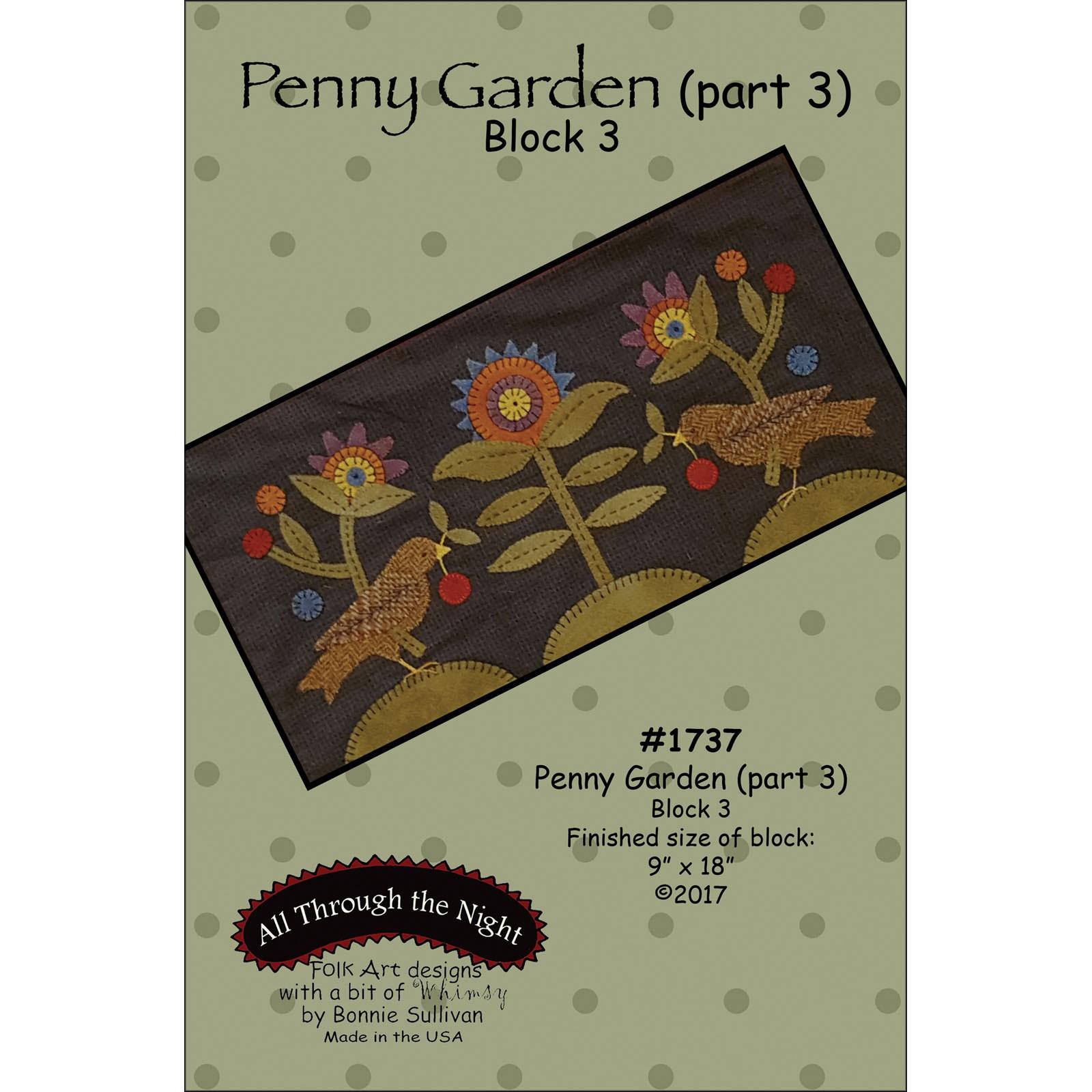 Penny Garden BOM | Maywood