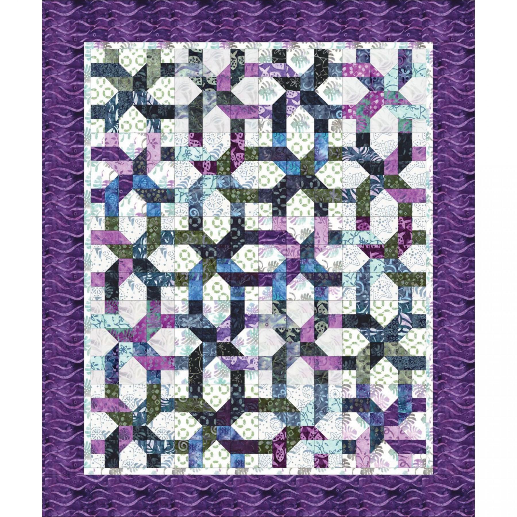 Image result for coastal getaway quilt pattern